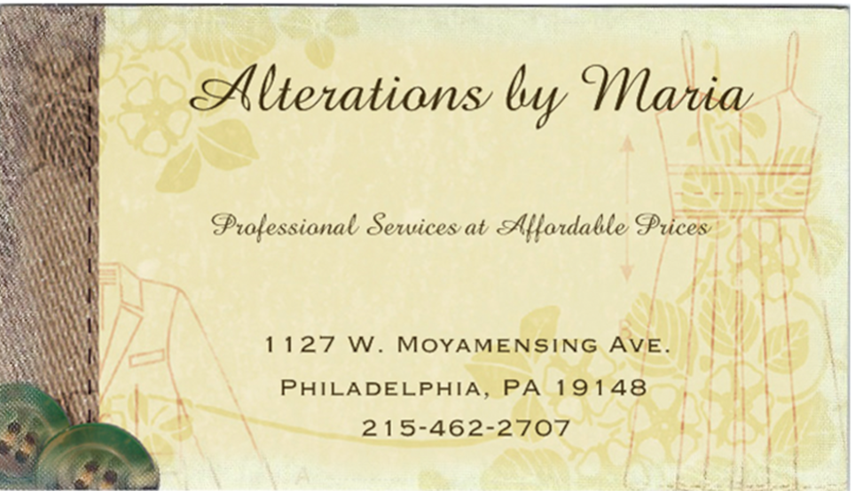Alterations by Maria